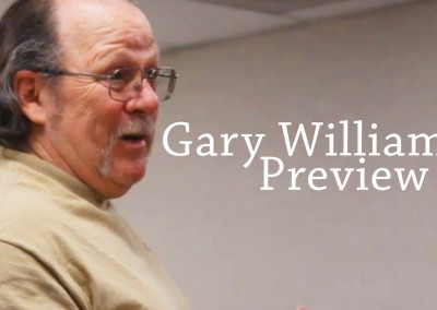 Gary Williams Preview