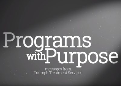 Triumph Treatment Services – Programs With Purpose